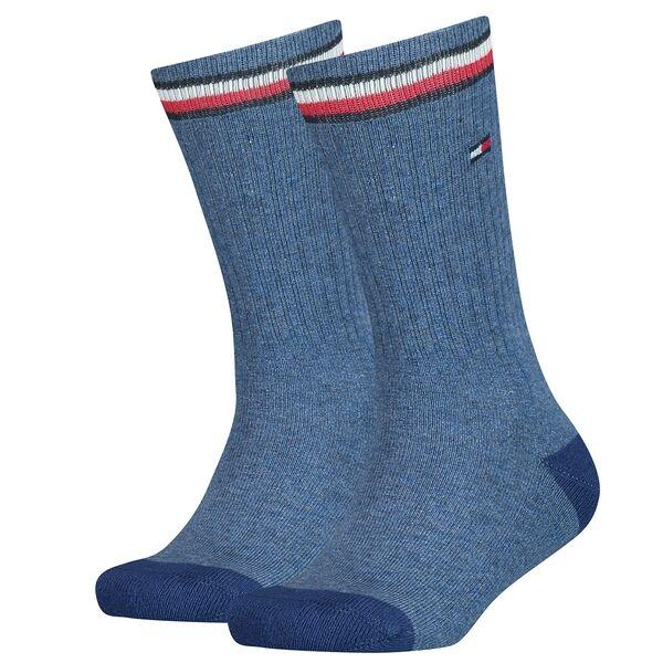 Tommy Hilfiger 2-pak Sport Strømper Jeans