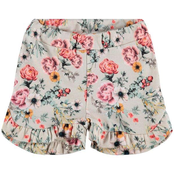 Name it Peyote Melange Josse Shorts