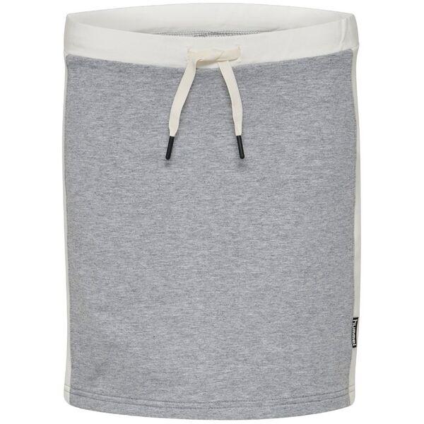 Hummel Tine Nederdel Grey Melange