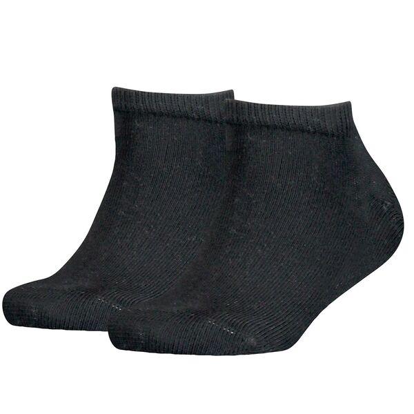 Tommy Hilfiger 2-pak Sneaker Strømper Black
