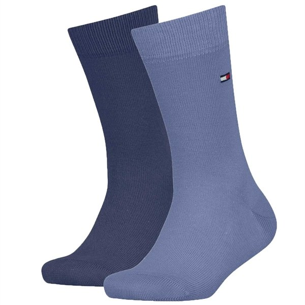 Tommy Hilfiger Boy 2-pak Strømper Basic Jeans