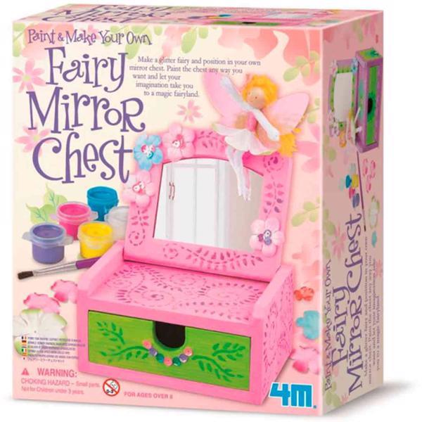 4M Design Your Own Fairy Chest - Smykkeskrin