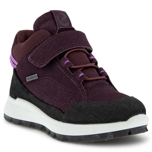 Ecco Exostrike Kids Sneakers Fig