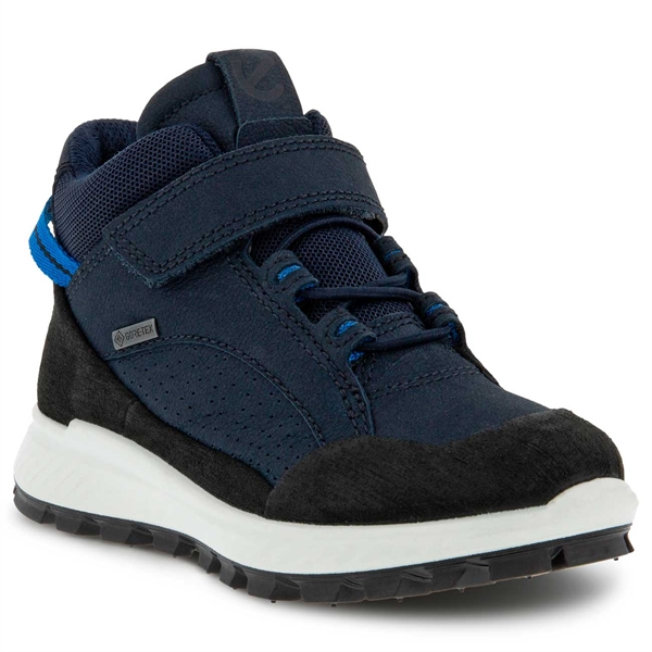Ecco Exostrike Kids Sneakers Black/Night Sky