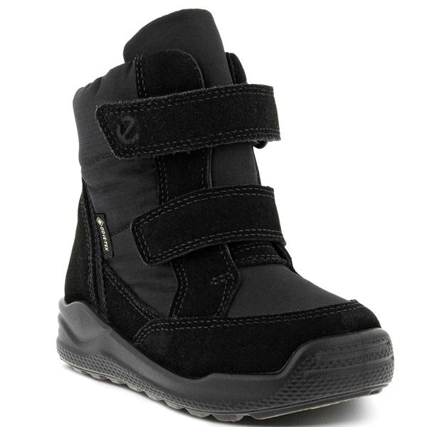 Ecco Urban Mini Støvler Black