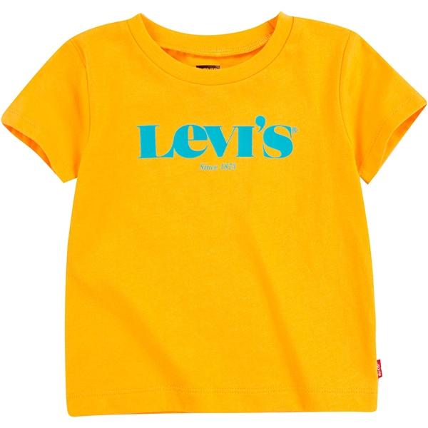 Levi´s t-shirt Graphic Kumquat Yellow