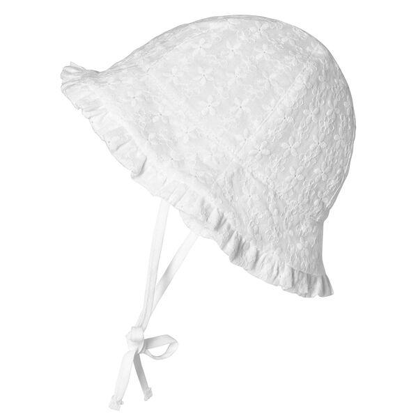 MP Flora Bell UV Solhat 1 White