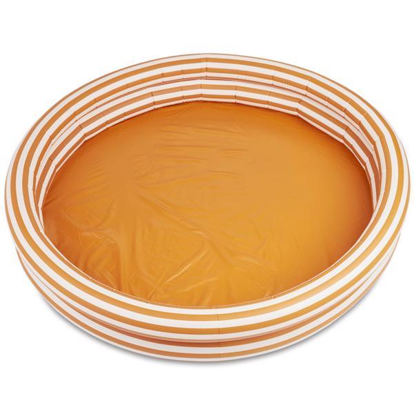 Liewood Savannah Badebassin Stripe Mustard/Creme de la Creme