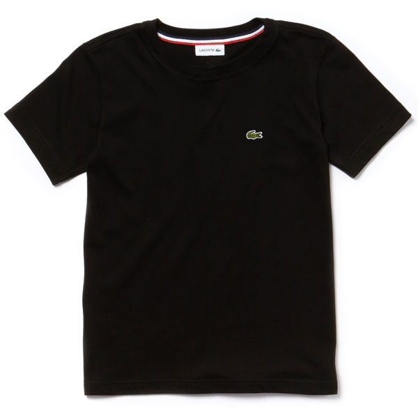 Lacoste Base T-Shirt Sort