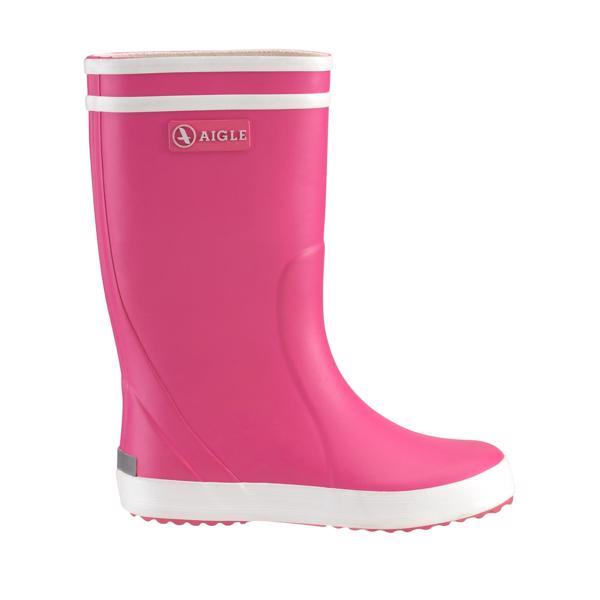 Aigle Lolly Pop Gummistøvler Rose/Pink