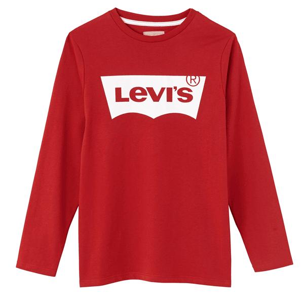 Levis t-shirt LS Nos Red