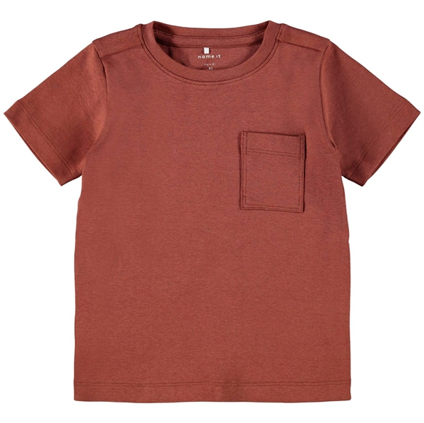 Name it Brown Out Hilmeer T-shirt