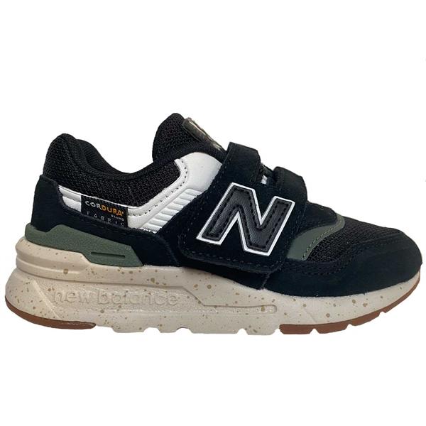 New Balance 997 Black Sneakers
