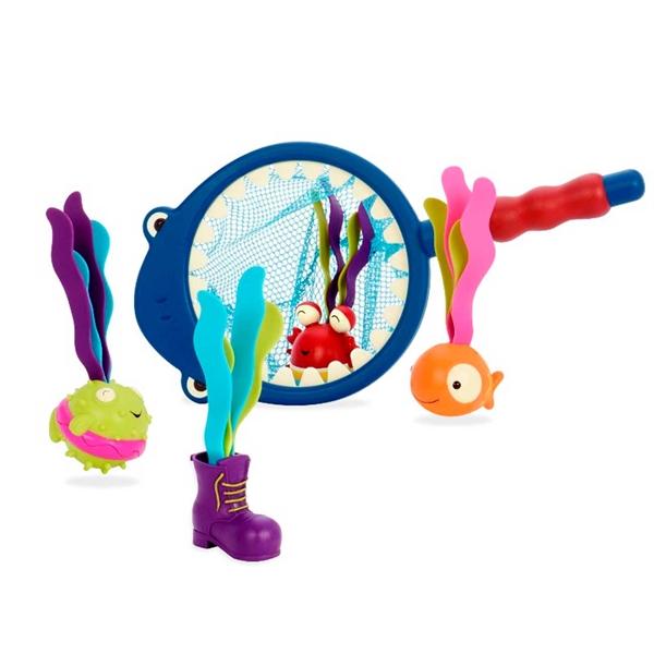 B-toys Finley Haj - Fiskesæt