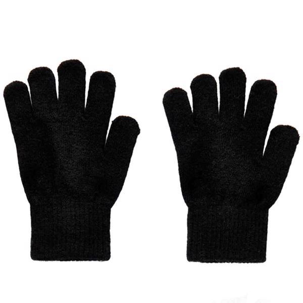 CeLaVi Fingervanter Magic Basis Black