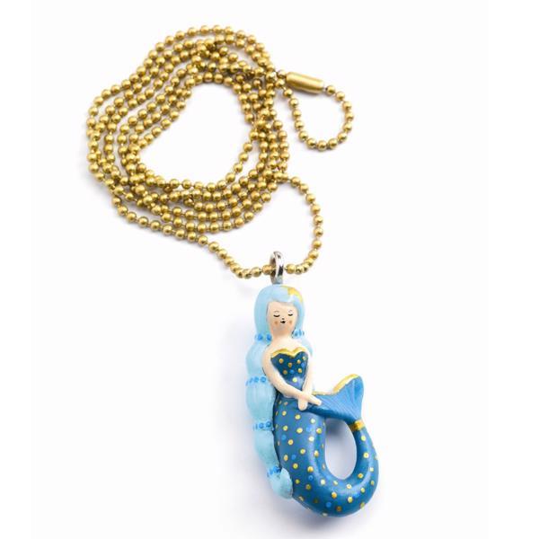 Djeco Lovely Charm Halskæde Mermaid