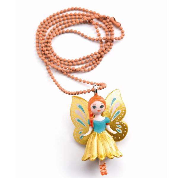 Djeco Lovely Charm Halskæde Butterfly