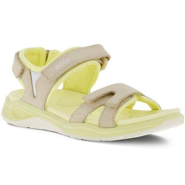 Ecco X-Trinsic Limestone Kavalan Sandal