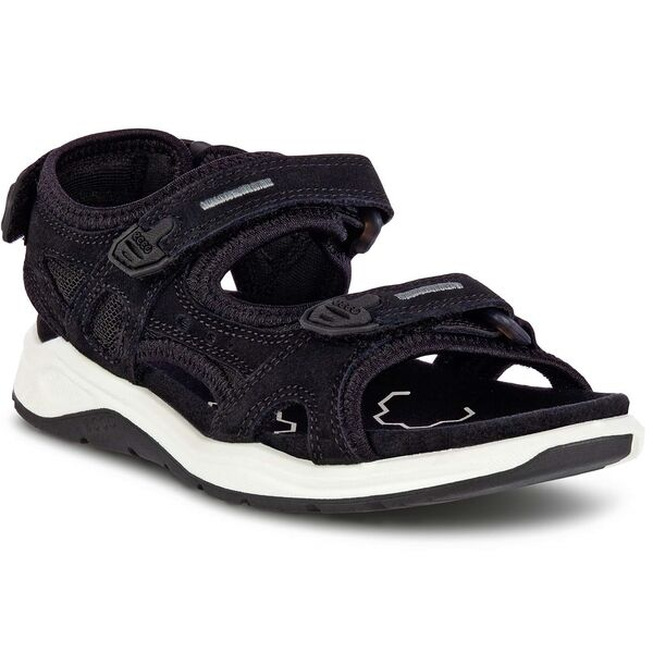 Ecco X-Trinsic K Black Simba Sandal
