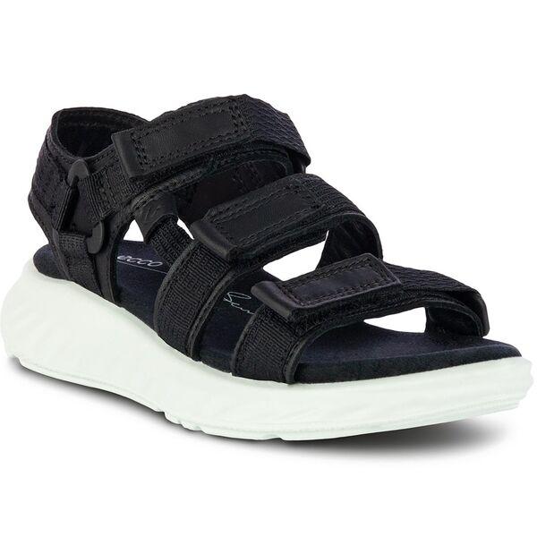 Ecco Lite K Black Cirrus Sandal