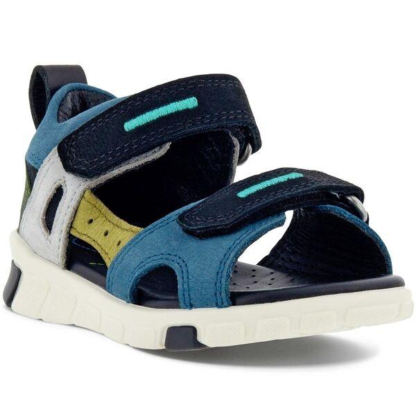 Ecco Mini Stride Multicolor Sea Port Sandal
