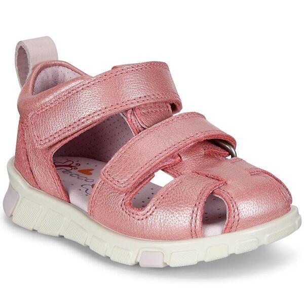 Ecco Mini Stride Bubblegum Thar Char Sandal