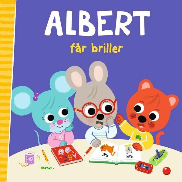 Bolden Albert Får Briller