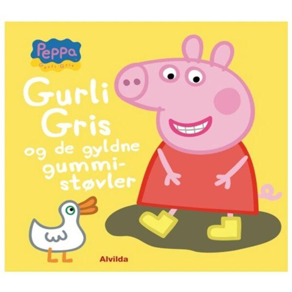 Alvilda Gurli Gris og De Gyldne Gummistøvler
