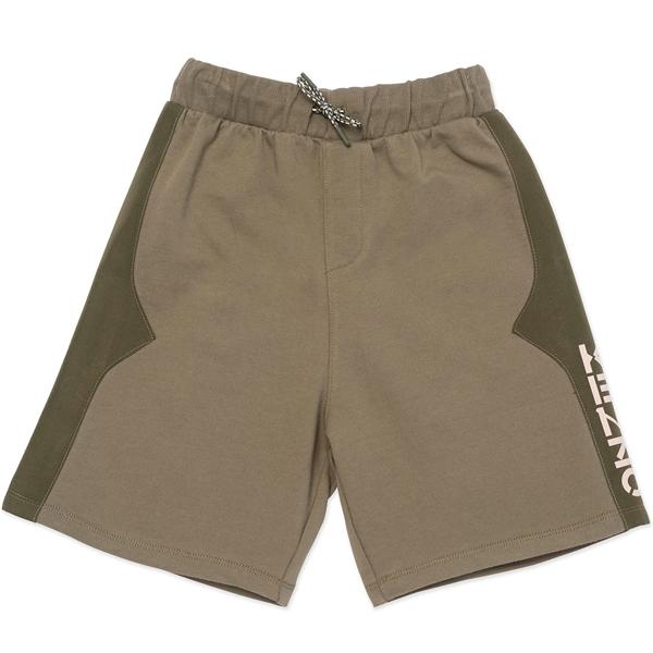 Kenzo Bermuda Shorts Green