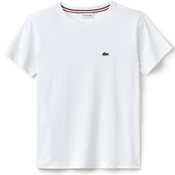 Lacoste Base T-Shirt Blanc