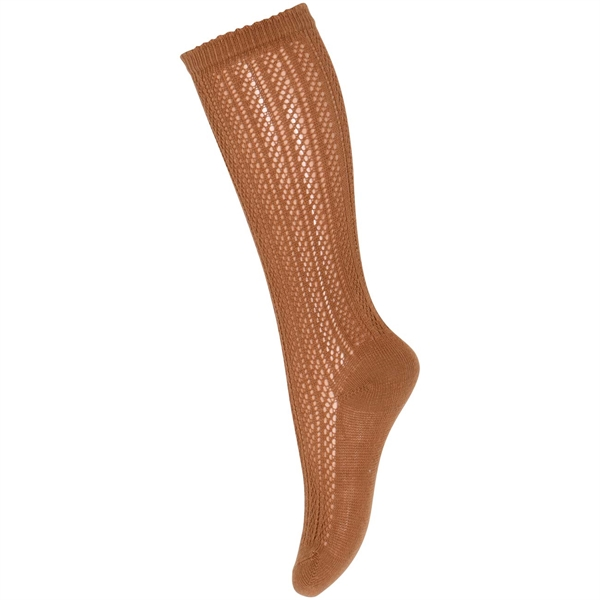 MP 87004 Cotton Paeonia Tights 4155 Apple Cinnamon