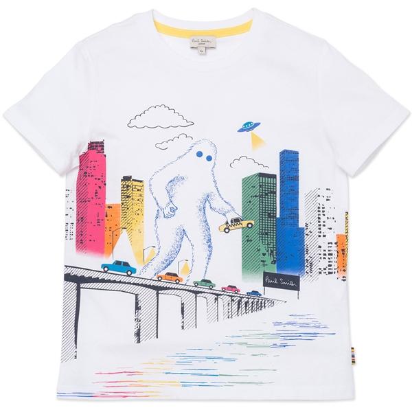 Paul Smith T-shirt City White