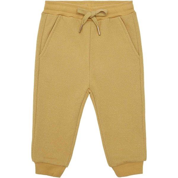 Petit by Sofie Schnoor Yellow Sweatpants