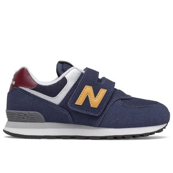 New Balance 574 Natural Indigo Sneakers
