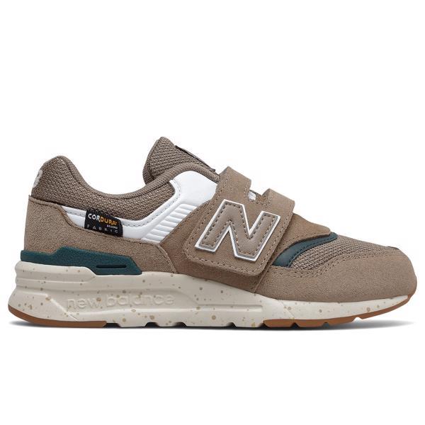 New Balance 997 Mushroom Sneakers