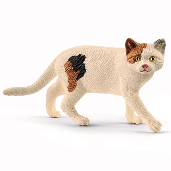 Schleich Farm World Amerikansk Korthåret Kat