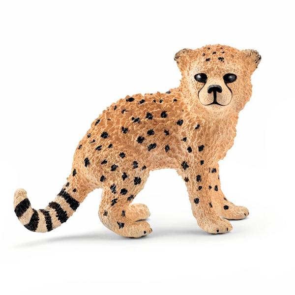 Schleich Wild Life Gepard Unge