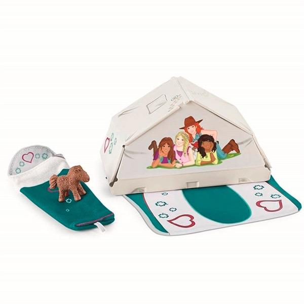 Schleich Horse Club Camping Accessories