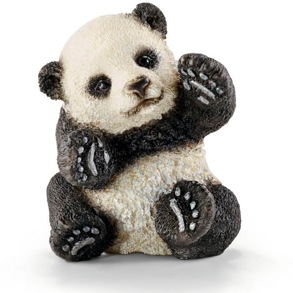 Schleich Wild Life Panda Unge