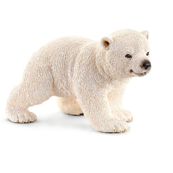 Schleich Wild Life Isbjørn Unge
