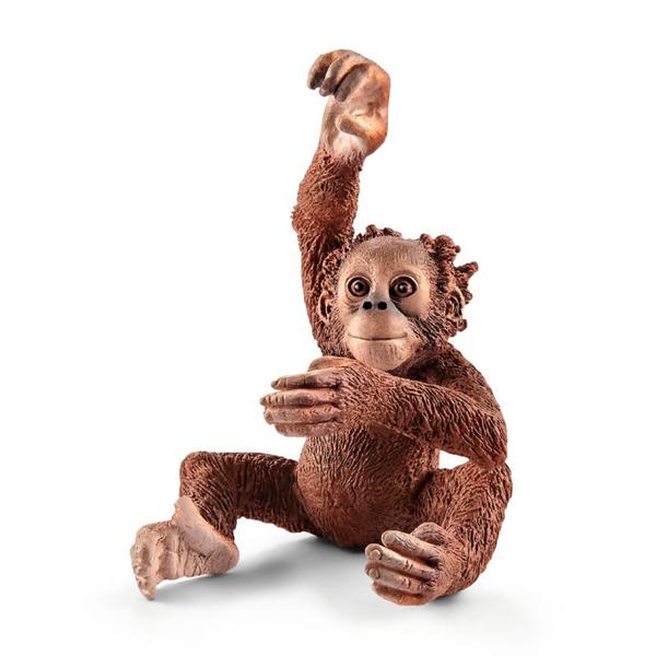 Schleich Wild Life Orangutang Unge