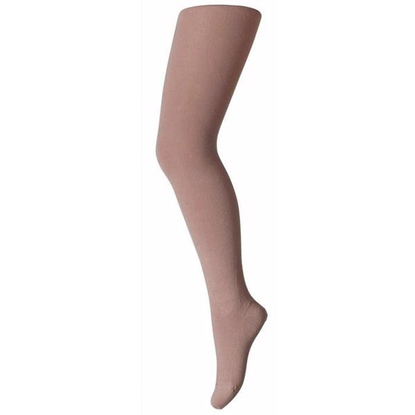 MP 326 Cotton Plain Tights Dusty 188/870 Wood Rose