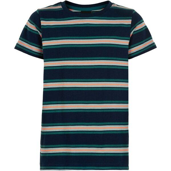 The New Theo T-shirt Navy Blazer