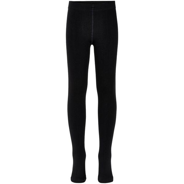 The New Basic Noos Fleece Tights Black