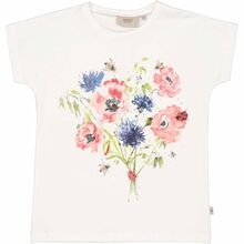 wheat-t-shirt-watercolor-flowers-blomster-ivory-white-hvid