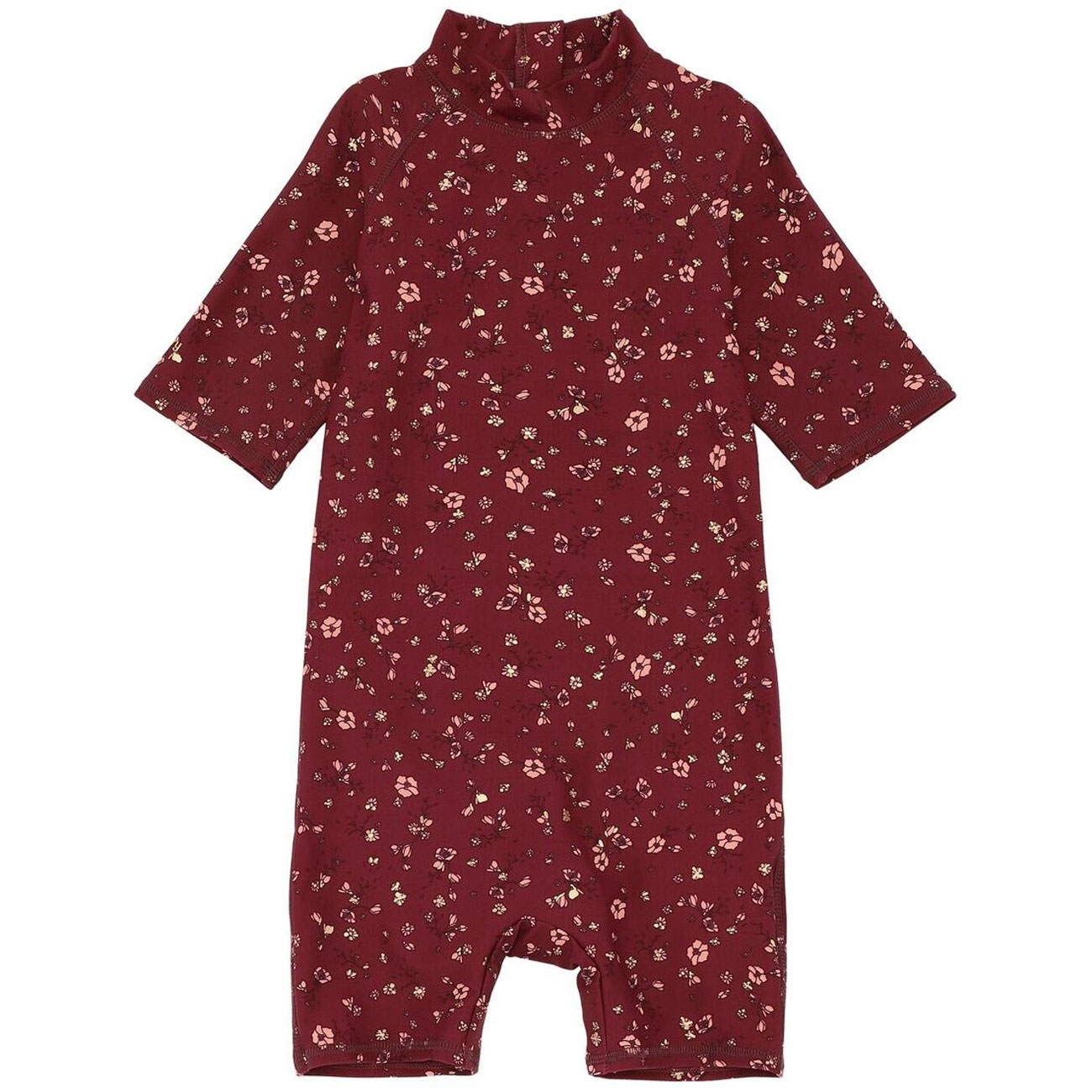 Soft Gallery Oxblood Red Flowery Rey UV Heldragt