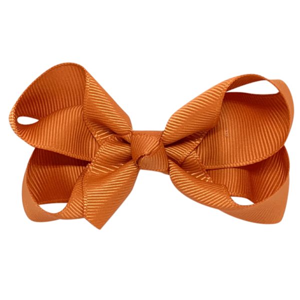 Bow\'s By Stær Sløjfe Warm Orange