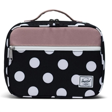 herschel-pop-quiz-lunch-box-polka-dot-black-white-ash-rose-girl-pige