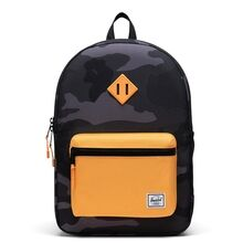 herschel-heritage-youth-x-large-backpack-rygsaek-night-camo-blazing-orange-boy-dreng-girl-pige-unisex