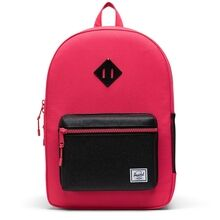 herschel-heritage-youth-x-large-backpack-rygsaek-rouge-red-black-sparkle-boy-dreng-girl-pige-unisex